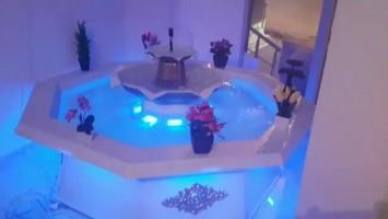 Işıklı Süs Havuz Tasarımı